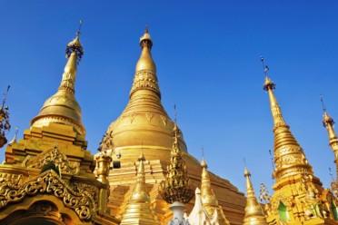 Viaggi Pagode birmane
