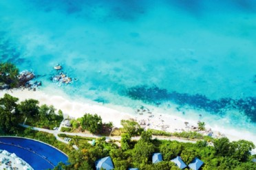 Viaggi Raffles Seychelles