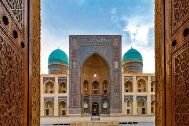 Viaggi Uzbekistan classico