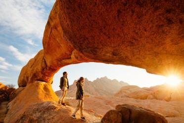 Viaggi Fiumi e safari della Namibia