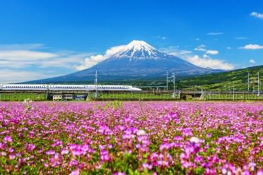 Viaggi Scopri il Giappone in treno