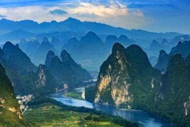 Viaggi Le montagne del film Avatar